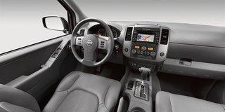2019 Nissan Frontier Crew Cab SL 4x4 at