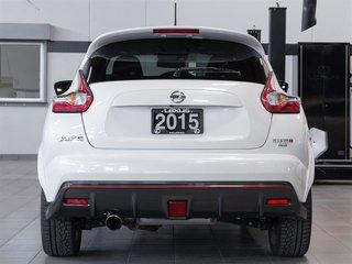 2015 Nissan Juke Nismo RS