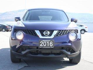 2016 Nissan Juke SV AWD CVT