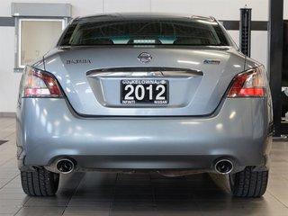 2012 Nissan Maxima 3.5 SV CVT