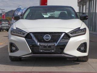 2019 Nissan Maxima Platinum CVT
