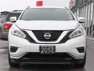 2017 Nissan Murano S FWD CVT