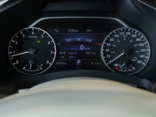 2017 Nissan Murano Platinum AWD CVT