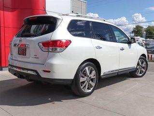 2015 Nissan Pathfinder Platinum V6 4x4 at