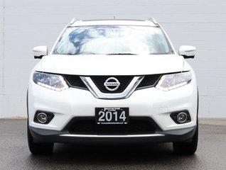 2014 Nissan Rogue SV AWD CVT