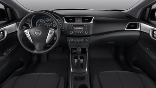 2019 Nissan Sentra 1.8 S 6sp