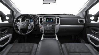 2019 Nissan Titan Crew Cab XD PRO-4X 4x4 Diesel