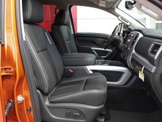 2019 Nissan Titan Crew Cab PRO-4X 4X4 Two-Tone
