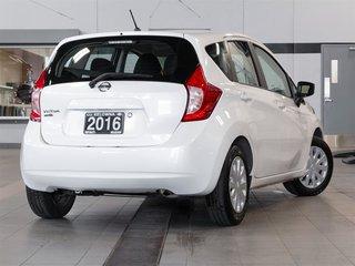 2016 Nissan Versa Note Hatchback 1.6 S 5sp