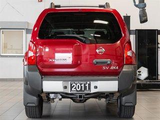2011 Nissan Xterra SV AWD at