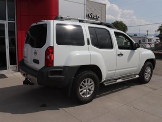 2014 Nissan Xterra S AWD at