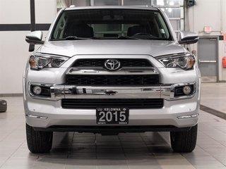 2015 Toyota 4Runner SR5 V6 5A