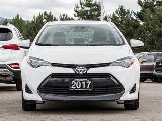 2017 Toyota Corolla 4-door Sedan LE ECO CVTi-S