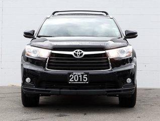 2015 Toyota Highlander LTD AWD