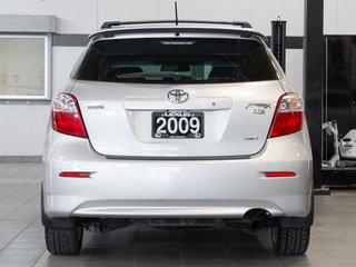 2009 Toyota Matrix XR Package