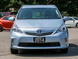 2014 Toyota Prius v CVT