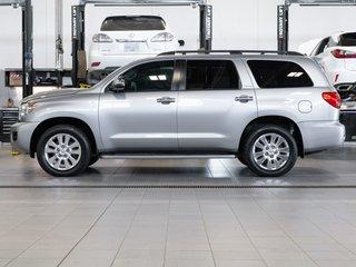 2010 Toyota Sequoia Platinum
