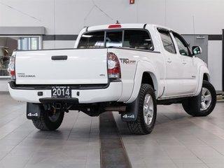 2014 Toyota Tacoma 4x4 Dbl Cab V6 5A