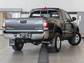 2015 Toyota Tacoma 4x4 Access Cab V6 5A