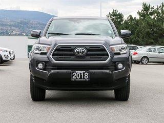 2018 Toyota Tacoma 4x4 Double Cab V6 SR5 6A