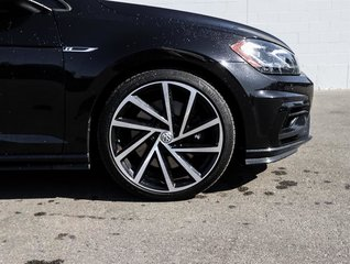 2018 Volkswagen Golf R 5-Dr 2.0T 4MOTION 6sp