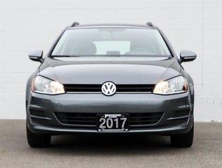 2017 Volkswagen GOLF SPORTWAGEN Sportwagen 1.8T Trendline 6sp at w/Tip