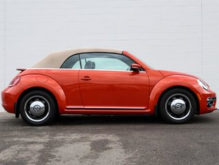 2018 Volkswagen The Beetle Convertible Coast 2.0T 6sp at w/Tip