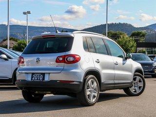 2010 Volkswagen Tiguan Comfortline 6sp at Tip 4M