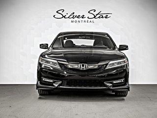 2017 Honda Accord Coupe V6 Touring 6MT