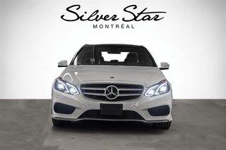 2016 Mercedes-Benz E250 BlueTEC 4MATIC Sedan