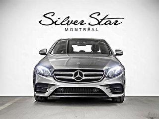 2017 Mercedes-Benz E300 4MATIC Sedan