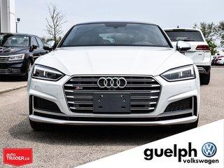 2018 Audi S5 QUATTRO Quattro