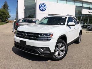 2019 Volkswagen ATLAS HIGHLINE 4Motion