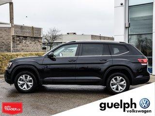 2018 Volkswagen Atlas Trendline - 6,500KM