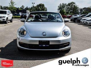2013 Volkswagen Beetle Convertible Covertible