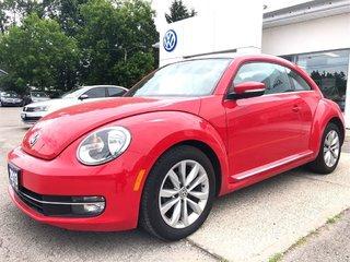 2013 Volkswagen Beetle 2.0 TDI Highline (DSG) Diesel, leather