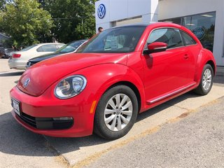 2013 Volkswagen Beetle 2.5L Comfortline, SUNROOF, BLUETOOTH