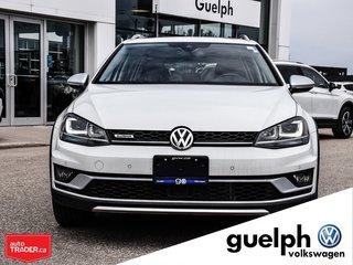 2017 Volkswagen GOLF ALLTRACK DEMO