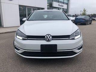 2018 Volkswagen Golf Sportwagen S 4Motion