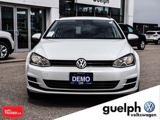 2017 Volkswagen GOLF SPORTWAGEN Trendline - DEMO