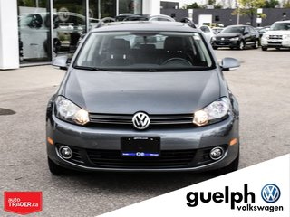 2014 Volkswagen Golf Wagon 2.0L Wolfsburg