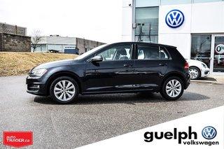2015 Volkswagen Golf Comfortline w/ Nav