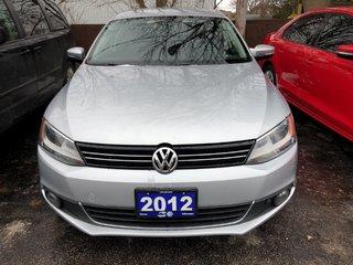 2012 Volkswagen Jetta 2.0 TDI Comfortline **stick**diesel