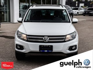 2015 Volkswagen Tiguan Special Edition w/ Pano Roof