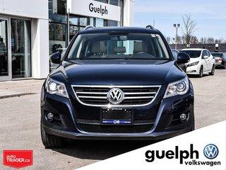2011 Volkswagen Tiguan Comfortline