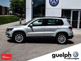 2013 Volkswagen Tiguan Comfortline w/ Tech