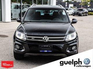 2015 Volkswagen Tiguan Highline R-Line
