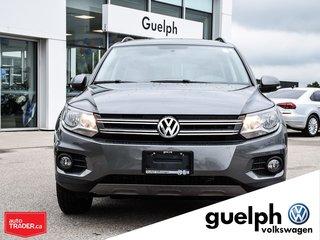 2015 Volkswagen Tiguan 4Motion