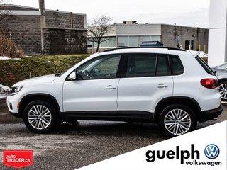 2016 Volkswagen Tiguan Special Edition w/ New Brakes