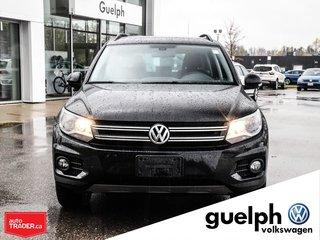 2017 Volkswagen Tiguan Wolfsburg